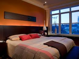 Orange And Black Bedroom Black And Orange Bedroom Home Design Ideas