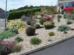 Small Picture Gravel Garden Design xeriscape Pinterest Gravel garden