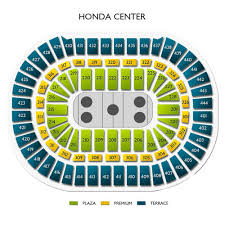 Honda Center Concert Seating Chart With Seat Numbers Buy Anaheim Ducks Vs Los Angeles Kings Tickets Honda