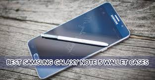 Samsung Galaxy Note 5 Wallet Cases Best - Wallets 2019