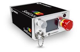 Wavelength Stabilized Benchtop <b>Laser</b> for Raman | Coherent