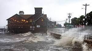 Tropical Storm Elsa hits Georgia ...