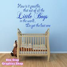shop best little boy wall art quote sticker baby kids bedroom mouse nursery girl playroom decor on baby boy wall art nursery with shop best little boy wall art quote sticker baby kids bedroom mouse