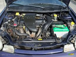 1998 Dodge Neon Highline Coupe Engine Photos | GTCarLot.com