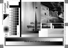 Grayscale Test Chart Printer Test Images Colour And Monochrome Images For Testing