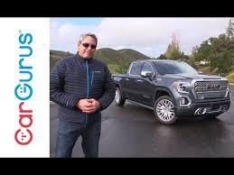 2019 GMC Sierra   CarGurus Test Drive Review - YouTube