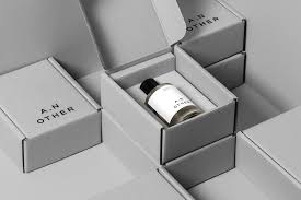 Luxury Box Packaging Design New Graphic Identity For A N Other By Socio Design Bp O