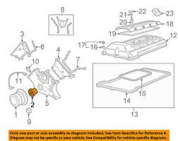 bmw oem 97 03 540i 4 4l v8 engine harmonic balancer 11231736532 image is loading bmw oem 97 03 540i 4 4l v8