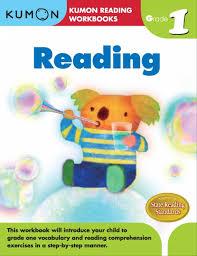 Kumon Math And Reading Kumon Publishing Kumon Publishing Grade 1 Reading