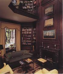 Reading Room In House Nautical Themed Library Home Pinterest Ship Paintings