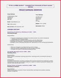 Cv Format Resume Template Cover Letter