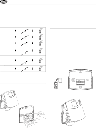 hunter thermostat wiring diagram 44260 wiring diagram page 3 of hunter fan thermostat 44260 user manuals hunter thermostat wiring diagram 44260 diagrams