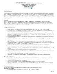 Consulting Cover Letters Classy Sample Sap Cover Letter Consultant Resumes Bw Template Resume Download
