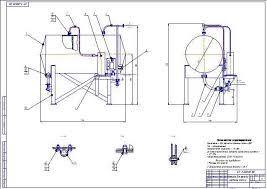 Внедрение диагностики с проектом устройства промывки системы смазки Установка для промывки ситемы смазки