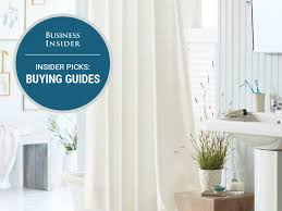 The best shower curtains you can buy - Business Insider