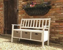 full size of garden storage bench for outdoor resin vinyl wicker white with c storage bench deck outdoor wicker