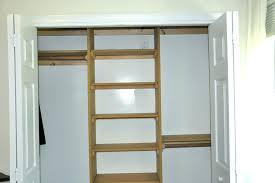 Closet Organizers Ideas Pictures Wood Shelf Brackets Organizer Diy. Closet  Storage Woodworking Plans Shelf And Rod ...