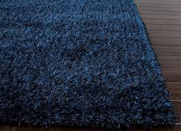navy fluffy rugs ikea emilie carpet rugsemilie pertaining to blue rug inspirations 10