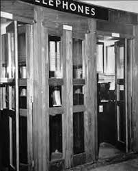 similiar phone booths in the 1900 keywords telephone booths darn i am old enough to remember this pintere
