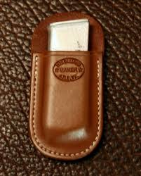 9Mm Magazine Holder Pocket Mag Holder for Kimber Solo 100mm DM Bullard Leather Mfg 59