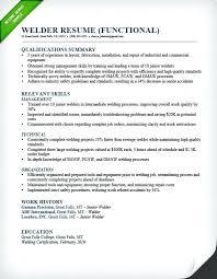 Functional Resume Sample Noxdefense Com