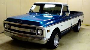 1969 Chevrolet C10 Pick-up - YouTube