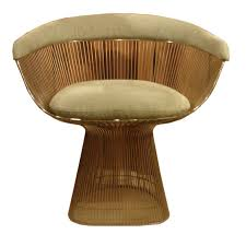 warren platner furniture. set of vintage nickel chairs by warren platner for knoll in com 1 furniture v