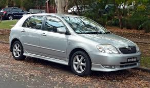 File:2001-2004 Toyota Corolla (ZZE122R) Levin 5-door hatchback 01 ...