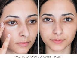 Mac Pro Longwear Concealer Review Before And After ...  Ysis Lorenna