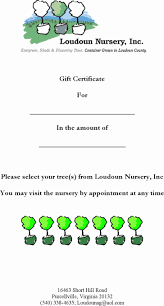 gift voucher template word free nursery gift certificate template in word for free tidyform