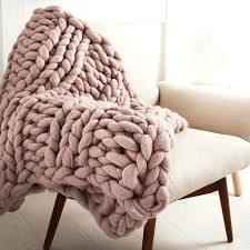 blush pink blanket scarf dusty throw fanciful interior design 4