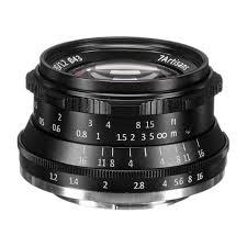 <b>Объектив 7Artisans 35mm</b> F1.2 <b>X Mount</b> Чёрный