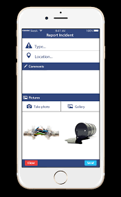 Safety Go Incident And Near Miss Reporting App