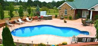 pool patio decorating ideas. Backyard Landscaping Ideas For Small Pool Areas Plan Excerpt Patio Johnson Pools And Spas In Arab Al From Design Your Own Decorating D