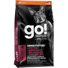 <b>Go</b>!,<b>Adult</b> - <b>Sensitivities</b>, GF LID - Lamb - 1.58 kg - Ren's Pets