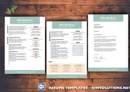 Resume Template Id03