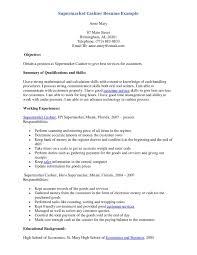 Examples Of Resumes Resume Summer Job Teacher Regarding 87