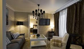 Living Room  Marvelous Modern Tv Room Design Ideas With Black Small Space Tv Room Design