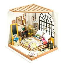 miniature wooden dollhouse furniture. Miniature Wooden Dollhouse Furniture Wholesale Doll House Toy Toys For A