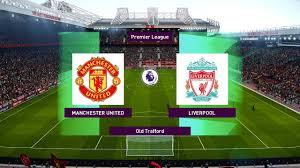 PES 2020   Man United vs Liverpool (COM ...