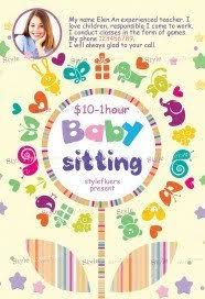 Babysitting Ads Free Babysitting Flyer Psd Templates Download Styleflyers