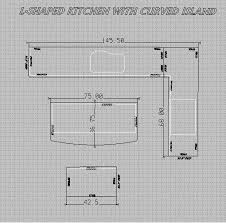 drawings of kitchens