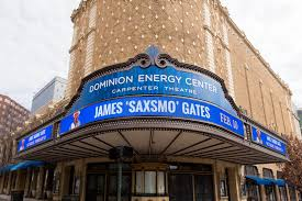 Dominion Energy Center Richmond Virginia Opera