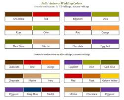 Wedding Color Chart Maryhelens Blog As For Wedding Favors We 39ll Be Getting A