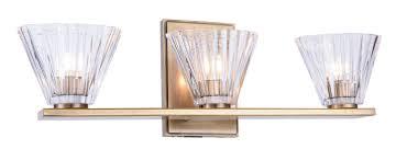Art Deco Bathroom Vanity Lights