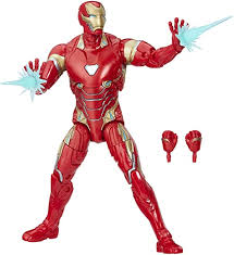 Infinity war, thanos is aided by a group of powerful villains known as the black order. Amazon Com Marvel Legends Series Avengers Infinity War 6 Inch Iron Man Toys Games