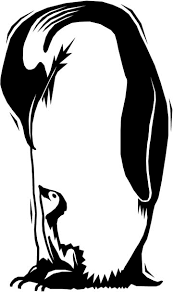 Free Penguin Coloring Pages Clipart Panda Free Clipart Images