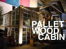 Pallet Home A Pallet Wood Potting Shed Potential For A Tiny House Or Cabin