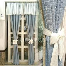 Priscilla Curtains For Bedroom Curtains Bedroom Gingham Blue And White  Jacquard Poly Cotton Blend Modern Without Priscilla Curtains Bedroom