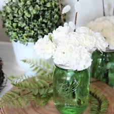 Decorating Ideas With Mason Jars Decorating With Mason Jars 69